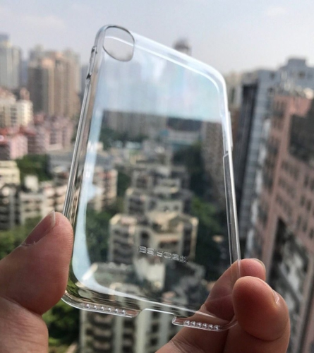 carcasa transparente iPhone 8