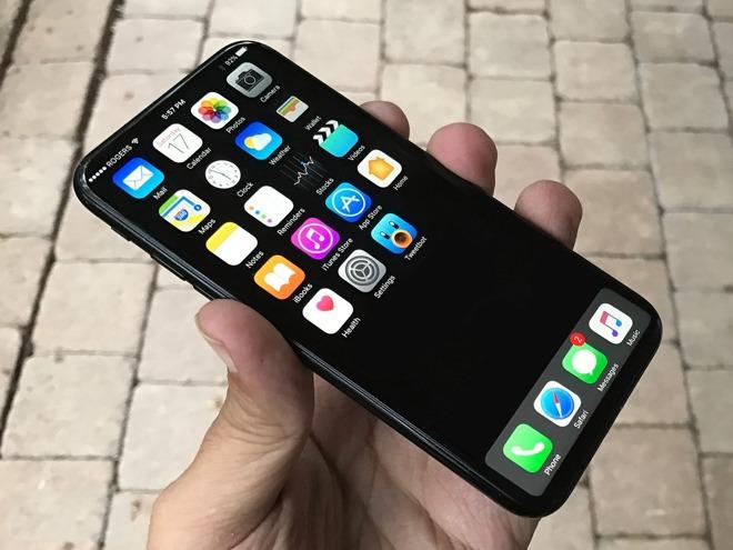 iPhone 8 OLED_2017 mockup