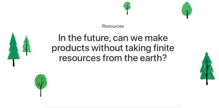 medioambiente Apple